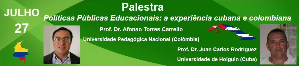 Políticas Públicas Educacionais: a experiência cubana e colombiana